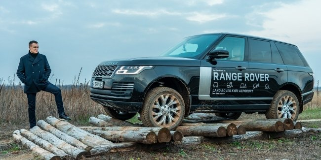 Chepachet: The Range Rover is the coolest? Are there any discounts on the 2019 model year?