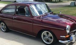 American of 38 years tried to buy an old Volkswagen father