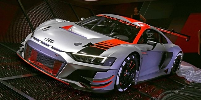 "The Audi R8 can challenge Lamborghini Aventador in the ""Green hell"""