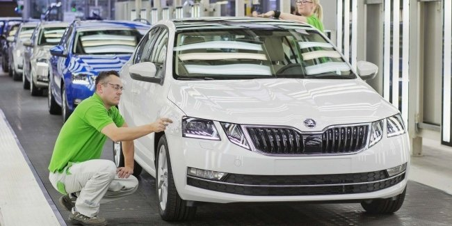 Skoda has closed its factories in the Czech Republic due to coronavirus