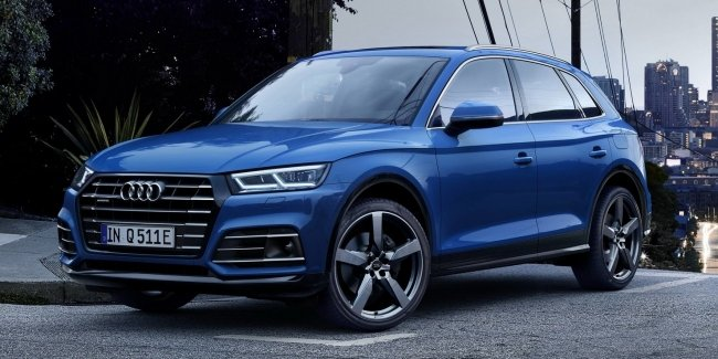 In autumn Audi will release a version kupeobrazny crossover Q5