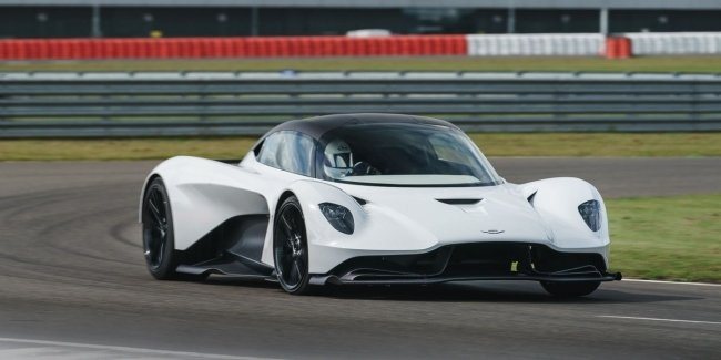 Aston Martin revealed details about the new engine