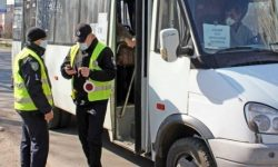 All passenger services staff should discuss with the police how to do it