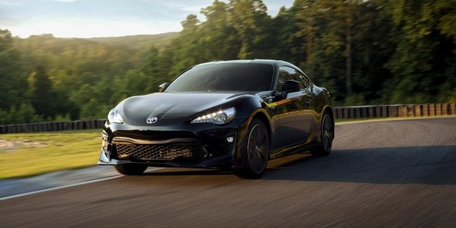 Became known release date receiver Toyota GT86