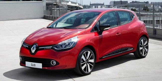 Renault Clio bypassed sales of the Volkswagen Golf