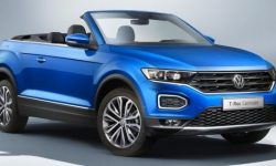 Volkswagen has announced prices for the convertible T-Roc