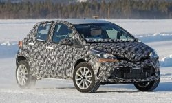 Toyota has started tests of the new subcompact crossover based on the Yaris
