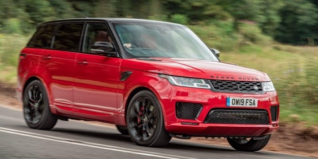 Land Rover plans to completely abandon the 4.4-litre diesel V8