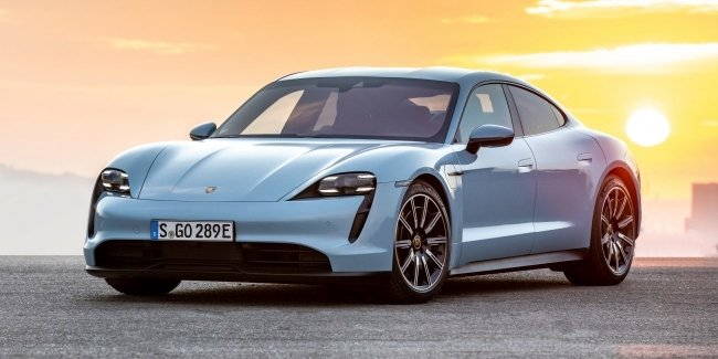 Porsche launches new electric platform for the production of electric cars