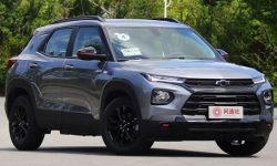 In the Network appeared photos of the new Chevrolet Trailblazer
