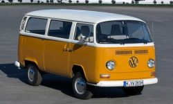 VW Transporter became the world's oldest commercial vehicle