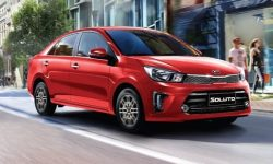 Cheap alternative to KIA Rio: KIA is preparing a new top sedan version of Soluto