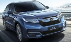 Honda has updated kupeobrazny crossover Avancier