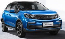 Geely plans to revive the brand Maple