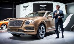 The end of an era: Aston Martin and Bentley don't see the point in auto shows