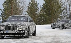 "A true aristocrat: a new Rolls-Royce Ghost will be deprived of ""truck"" BMW"