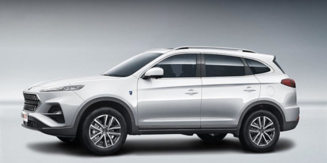Chinese KIA Sportage-sized Santa Fe: JAC unveiled its new model
