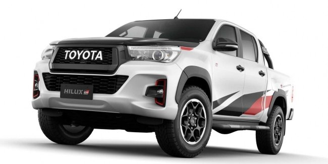 Better than Raptor? GR-version of the Hilux can get the powerful and torquey V6