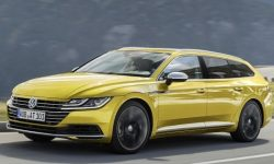 News from the VAG: Tiguan hybrid and wagon Arteon