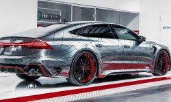 Vitamin ABT: the tuner rocked the Audi RS7 up to 740 forces