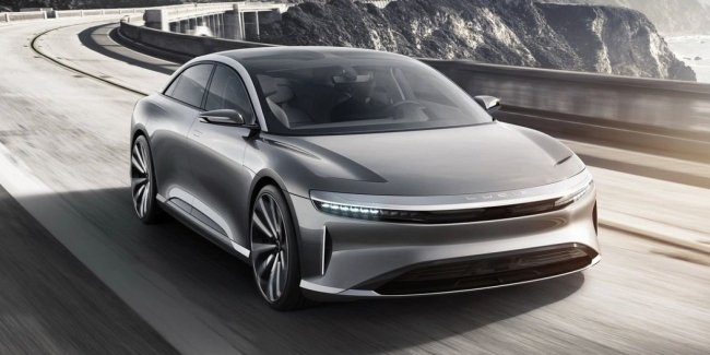 Tesla need to be afraid of? Lucid Air drove 640 km without recharging
