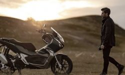Couriers note! Pure urban scooter Honda ADV150