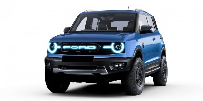 And you are waiting for? Ford Bronco: engines and equipment