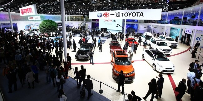 Someone is still interested? Beijing auto show will be held in November
