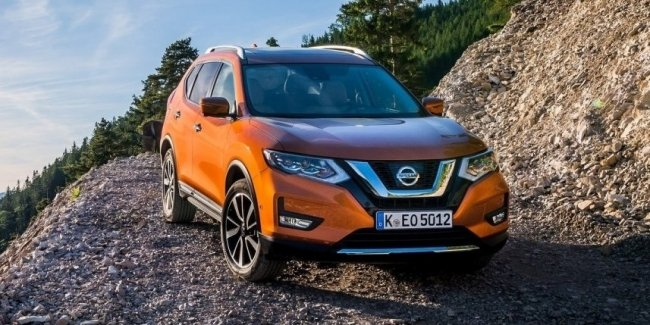 """Again the allies: Nissan crossovers with the """"heart"""" of Mercedes"""