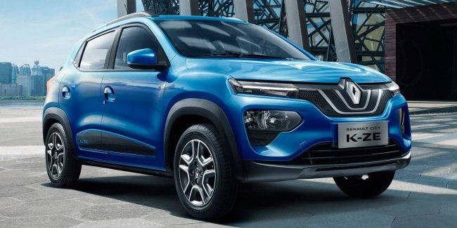 Electric SUV from Renault: low cost and 600 km reserve