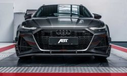 "This is the ""barn""! 740-horsepower RS6 from ABT"