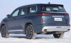 Cooler Highlander? Exeed VX – new flagship Chery