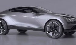 And not a sedan and not a crossover product innovation from KIA