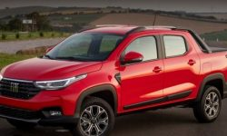 """The truck is a """"hipster"""": the new Fiat Strada"""