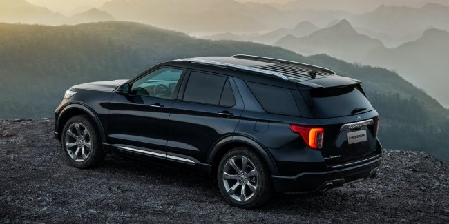 2 years is not a sentence: a new engine for the Ford Explorer