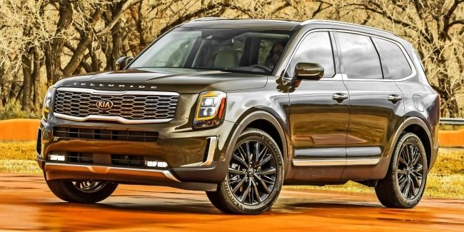 KIA Telluride is the best car in the world?