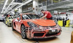 Caring for others from Porsche!