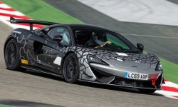 Vs trends: the future of McLaren for biofuel