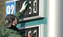 The price of diesel fell below 20 UAH/l At any gas station?
