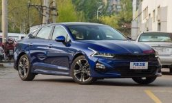The passions in the D-class: the new KIA Optima sale