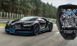 If you do not come with hypercar: Bugatti Chiron introduced watch Tourbillon for $280.000