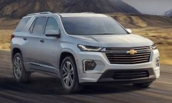 """""""Delay"""" Chevrolet: Traverse updated will appear in a year"""