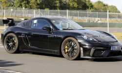 """Cayman will show """"teeth"""": the RS version of the Porsche 718"""
