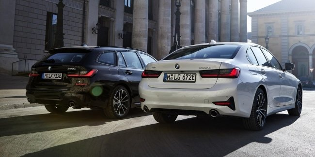 BMW sedans. What awaits them?