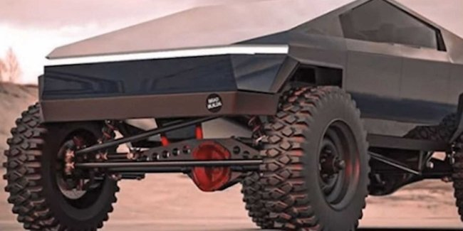 Tesla Cybertruck will become even more severe
