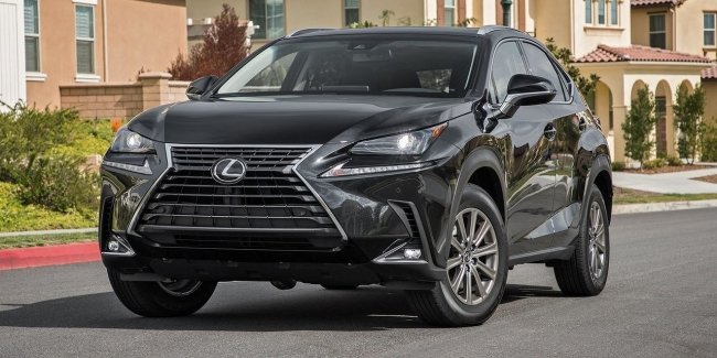 New Lexus NX – an expensive RAV4?