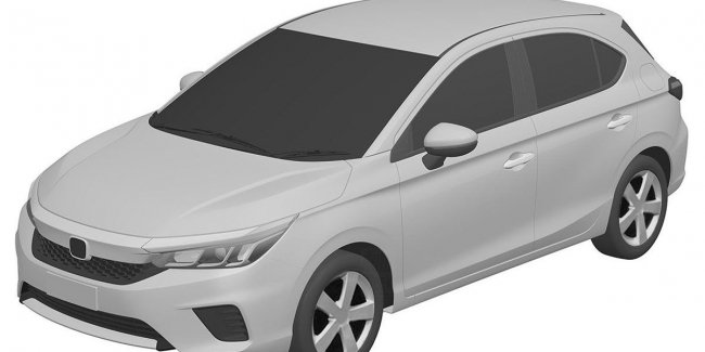 Honda City, now and hatchback