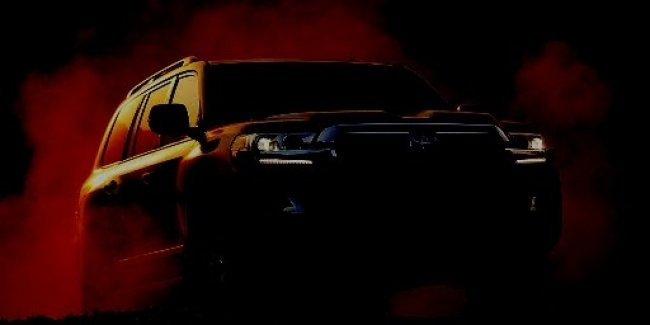 """That will be a """"Kruzak""""? A compilation of facts about the new Land Cruiser"""