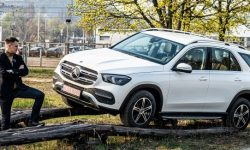 The new Mercedes-Benz GLE from 55 thousand euros! Parse the details
