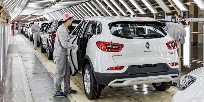 "Renault leaves China: so far, only ""cars"""
